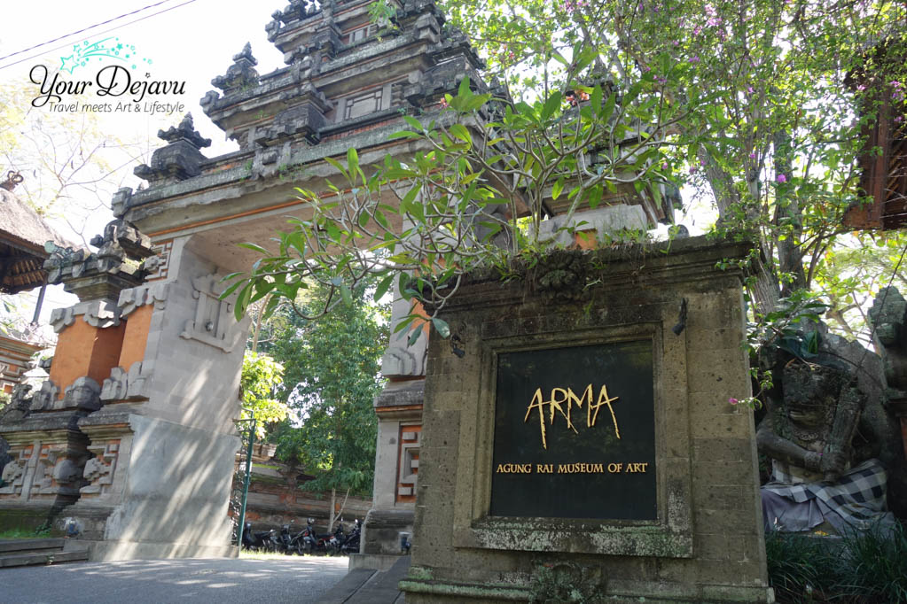 Agung Rai Museum of Art ARMA